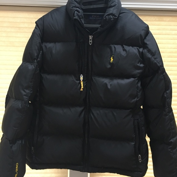 7bf3d987 Polo - Ralph Lauren Feather down Puffer Jacket